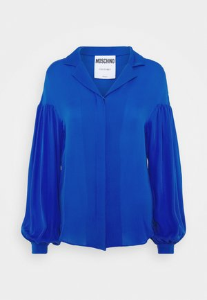 BLOUSE - Blouse - blue