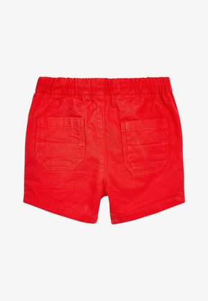 RED PULL-ON SHORTS (3MTHS-7YRS) - Szorty - red