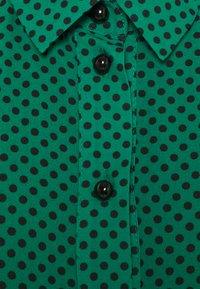 Pinko - MASK ABITO - Maxi dress - verde/nero - 3