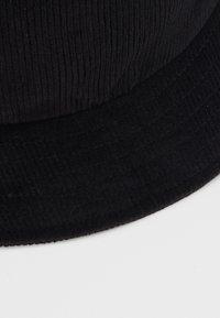 Urban Classics - BUCKET HAT - Hatt - black - 2
