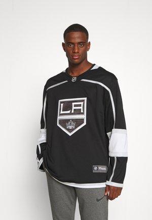 NHL LOS ANGELES KINGS HOME BREAKAWAY - Club wear - black
