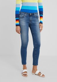 AG Jeans - LEGGING ANKLE - Jeans Skinny Fit - blue denim - 0
