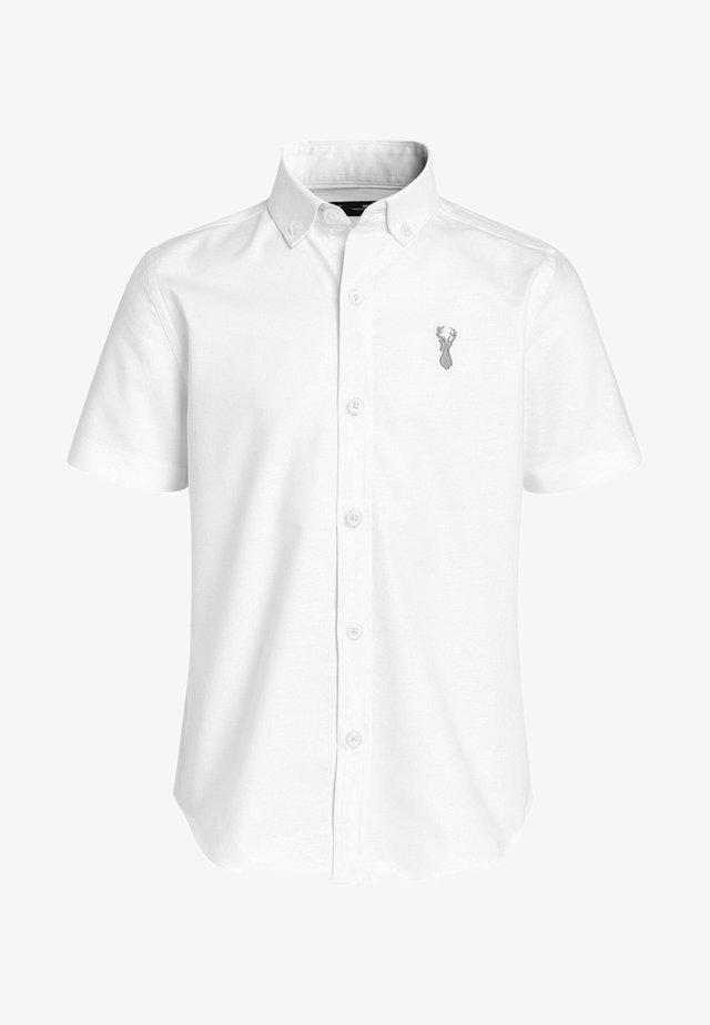 OXFORD - Shirt - white
