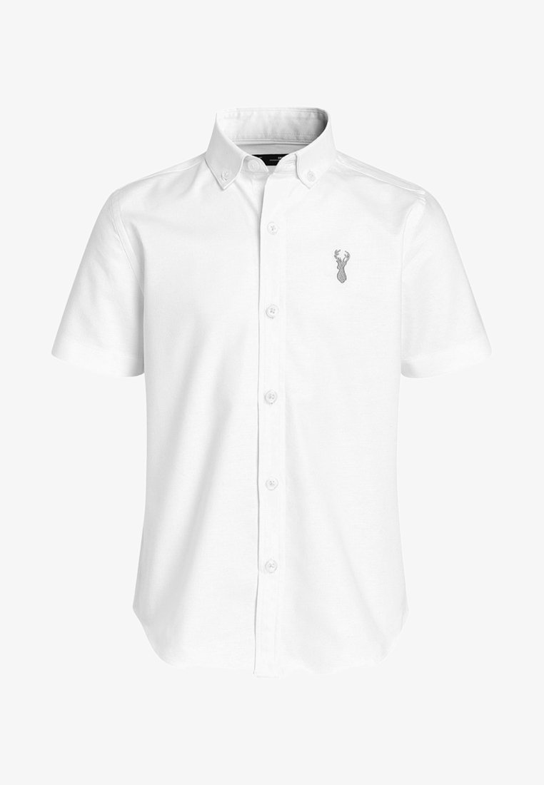 Next - OXFORD - Shirt - white