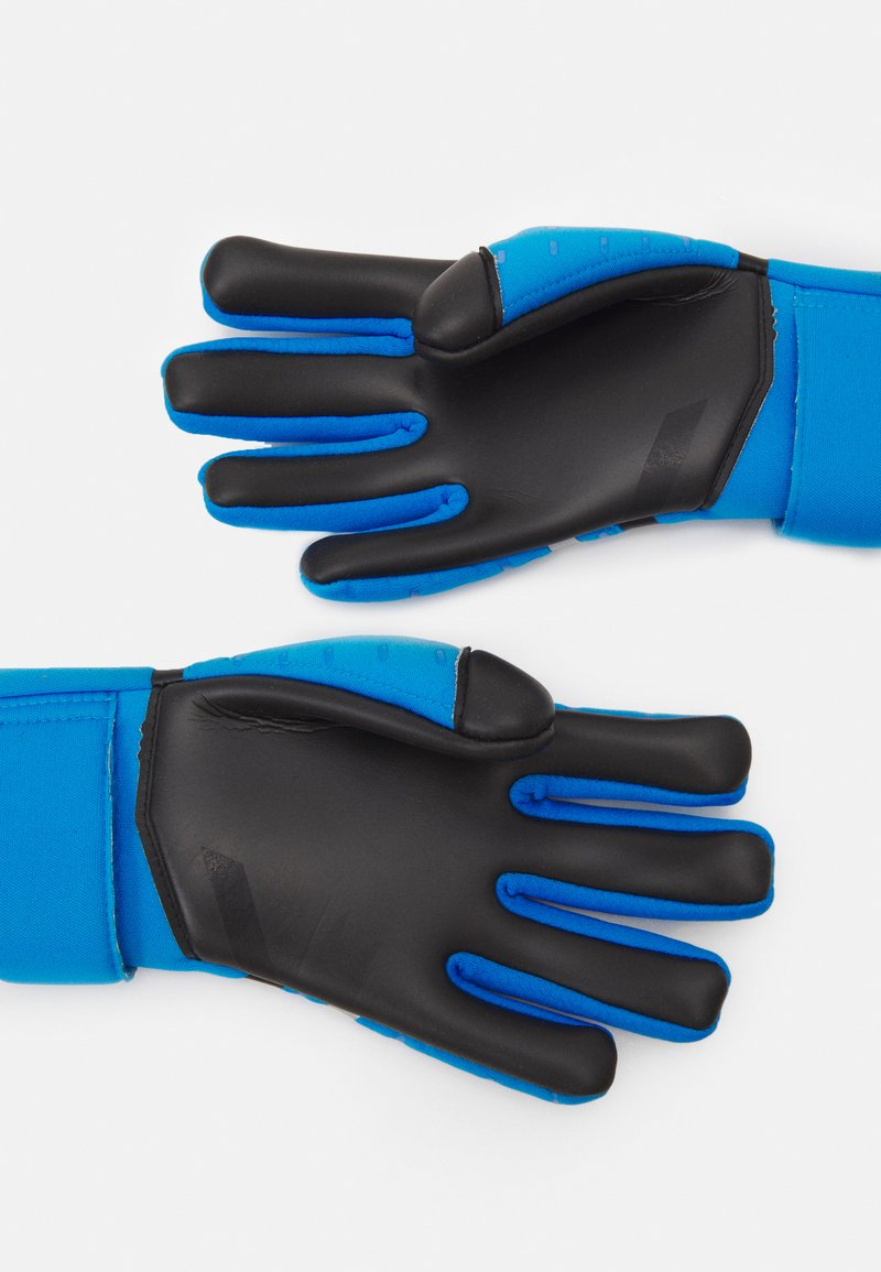 Nike Performance - PHANTOM SHADOW - Goalkeeping gloves - photo blue/black/silver