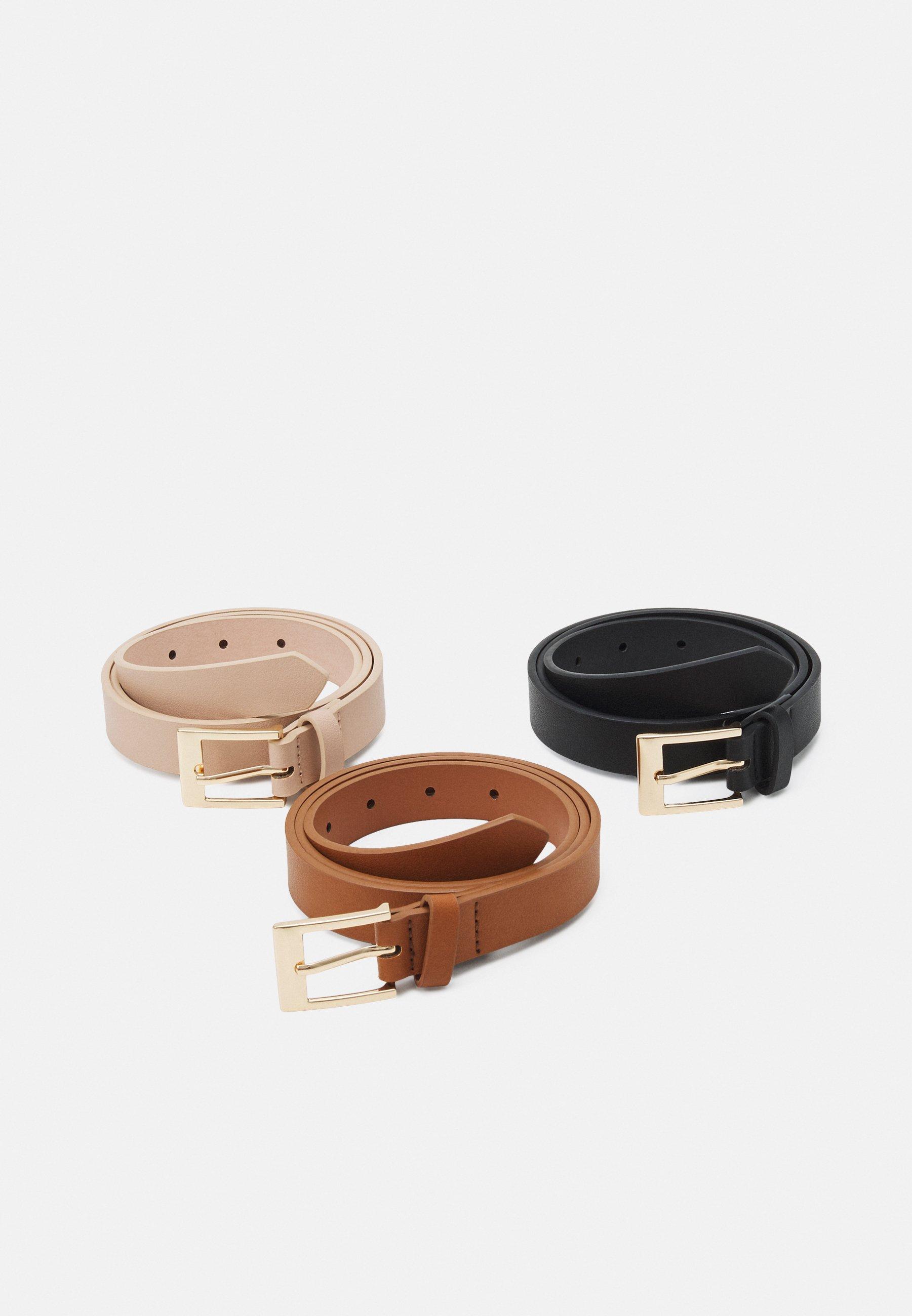 Women 3 PACK - Belt