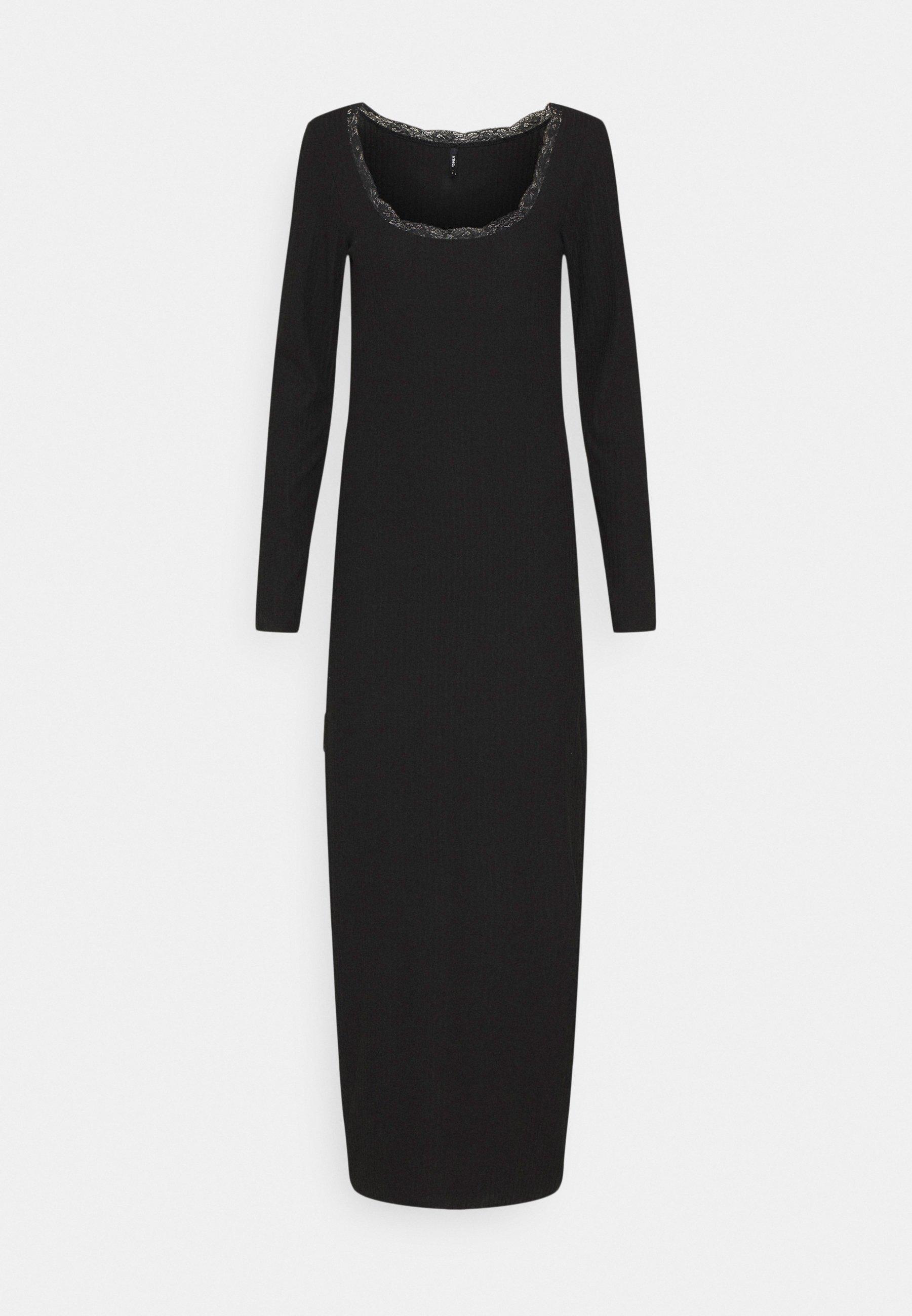 Women ONLNELLA O NECK DRESS - Jumper dress