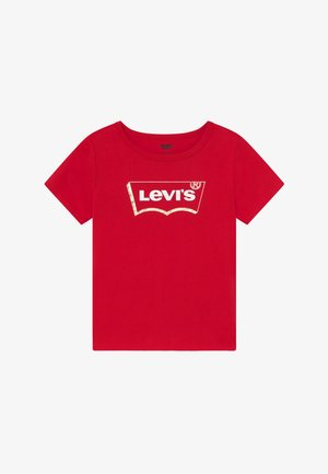 GRAPHIC TEE - Print T-shirt - super red