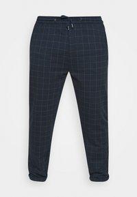 Jack´s Sportswear - CLUB PANTS ELASTIC WAIST - Tracksuit bottoms - blue - 3