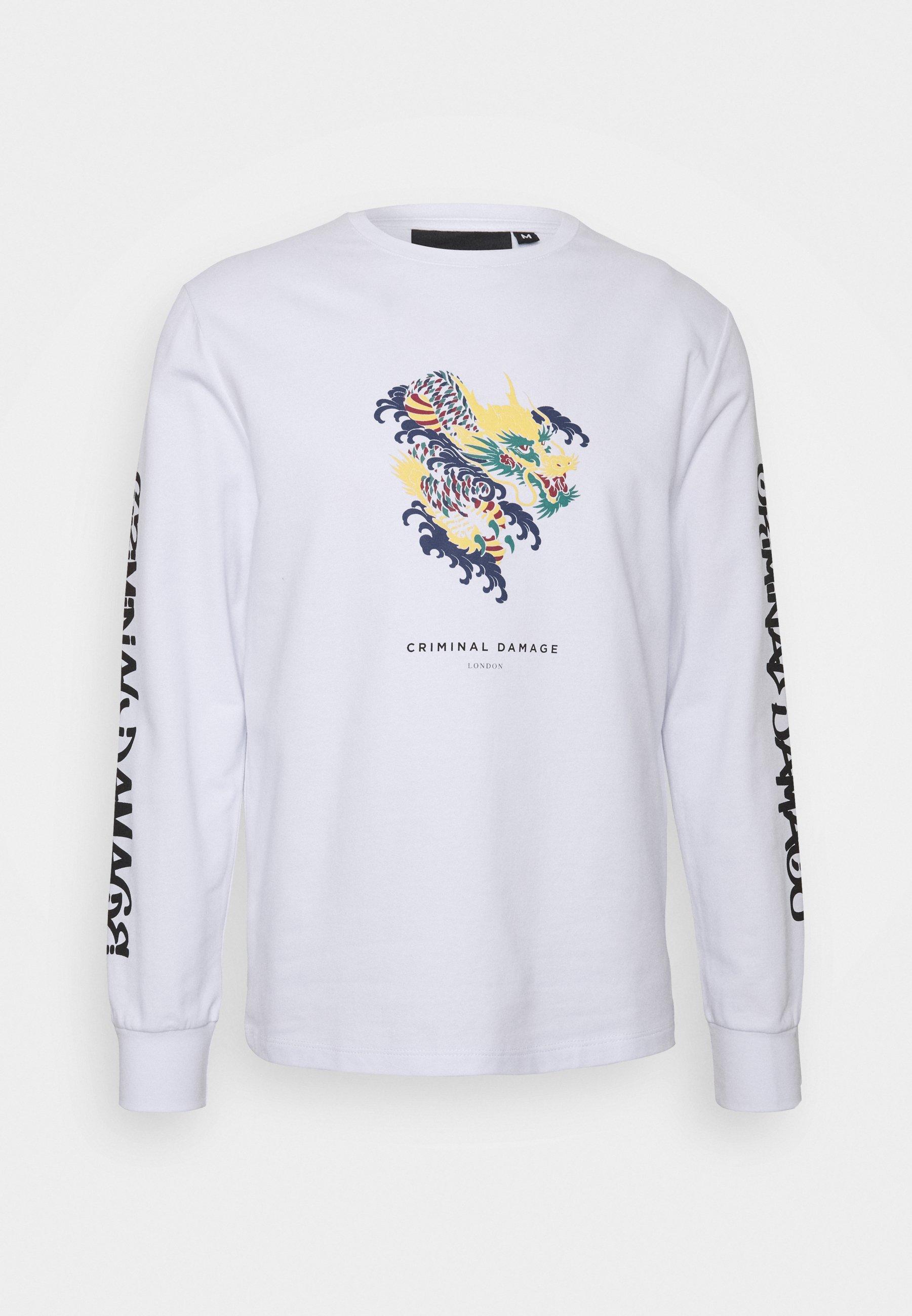 Men DRAGON SKATE - Sweatshirt