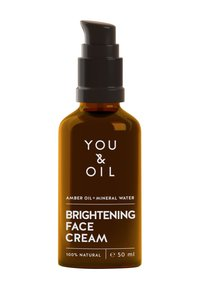 YOU & OIL - BRIGHTENING FACE CREAM   - Face cream - - - 1