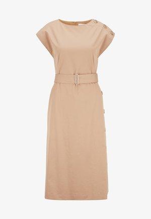 DOMATO - Robe d'été - beige