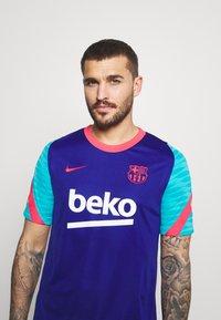 Nike Performance - FC BARCELONA  - Pelipaita - deep royal blue/light fusion red - 3