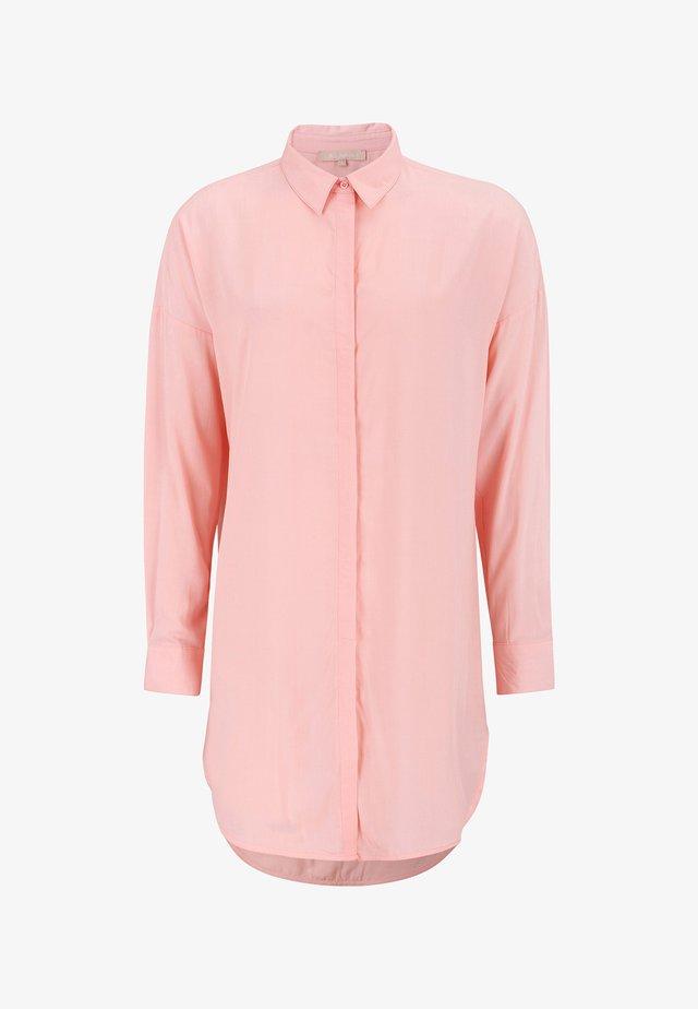 SRFREEDOM - Skjortebluser - quartz pink