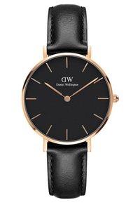 Daniel Wellington - Petite Sheffield 32mm - Watch - black - 0