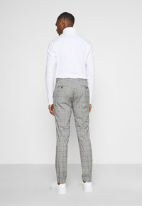 Selected Homme - SLHSLIM KYLELOGAN - Suit - light gray - 5