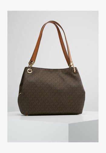 RAVEN SHOULDER BAG - Handbag - brown