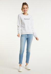 Schmuddelwedda - Sweatshirt - wollweiss melange - 1