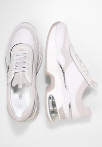 KARL LAGERFELD - LAZARE  - Sneakers laag - white - 3