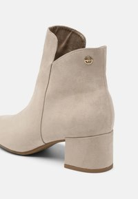 Tamaris - Ankle boots - ivory - 5