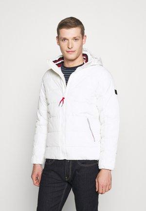 JUAN DIEGO - Winter jacket - offwhite