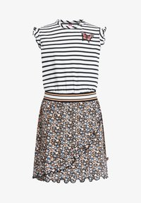 WE Fashion - MET DESSIN - Jersey dress - multi-coloured - 3