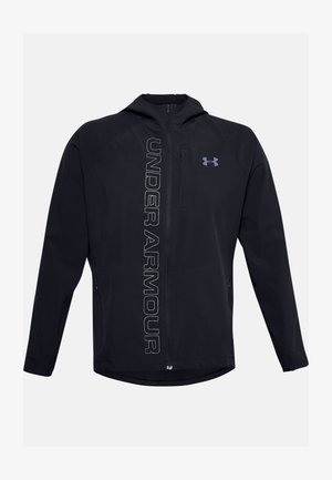 QUALIFIER OUTRUN THE STORM  - Training jacket - black