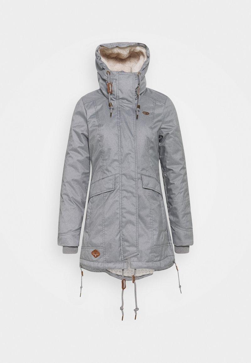 Ragwear - Vinterkåpe / -frakk - grey