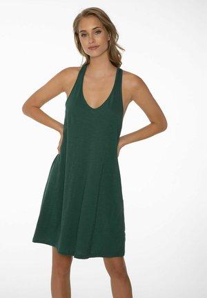FELINE - Jersey dress - green
