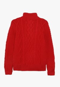 GAP - BOY MOCK - Svetr - modern red - 1