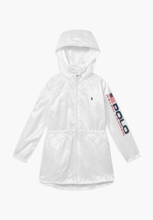 2-IN-1 - Parka - white