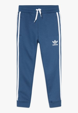 TREFOIL PANTS - Tracksuit bottoms - marin/white