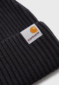 Carhartt WIP - BURBANK BEANIE UNISEX - Beanie - soot - 2
