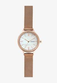 Skagen - ANITA - Horloge - rose gold-coloured - 0