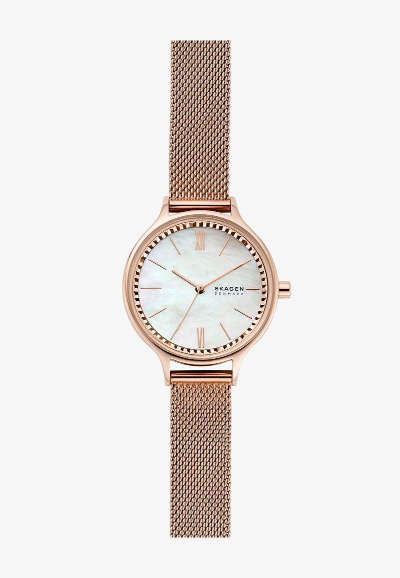 Skagen - ANITA - Horloge - rose gold-coloured