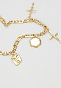Maria Black - STORIES NECKLACE - Halskette - gold-coloured - 5