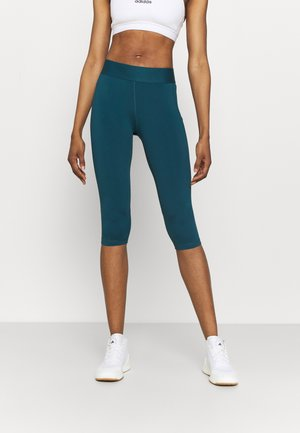 CAPRI - 3/4 sports trousers - teal