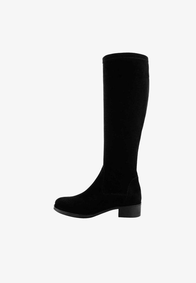 ZELARINO - Klassiska stövlar - black