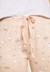 Women Secret - BED - Pyjamas - light grey melange - 4