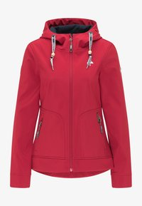 Schmuddelwedda - Outdoor jacket - rot - 4
