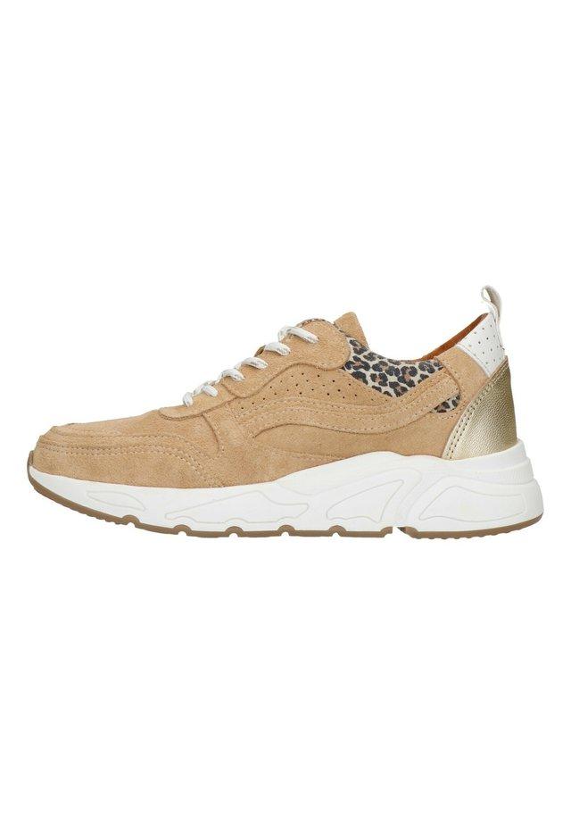 MIT LEO-DETAIL - Sneakers laag - beige