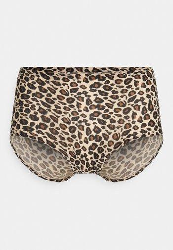 Pants - brown