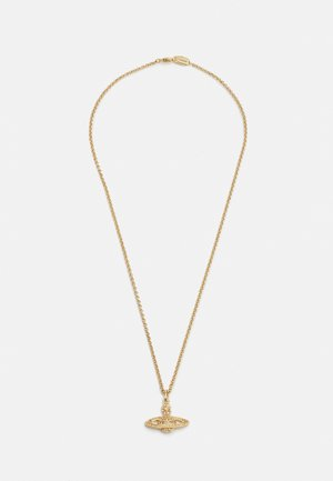 MINI BAS RELIEF ORB PENDANT - Collier - gold-coloured