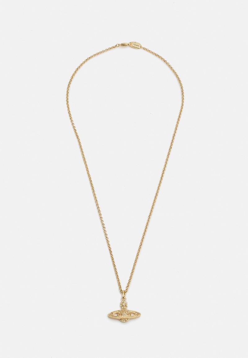 Vivienne Westwood - MINI BAS RELIEF ORB PENDANT - Collana - gold-coloured