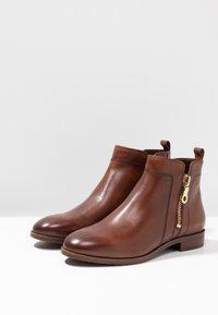 Caprice - Ankle boots - cognac - 4