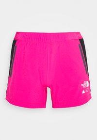 WOMENS GLACIER - Outdoor Shorts - mr. pink