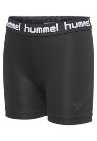 Hummel - HMLTONA TIGHT - Pants - black - 2