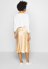 someday. - ODILE - A-line skirt - mellow cream - 2