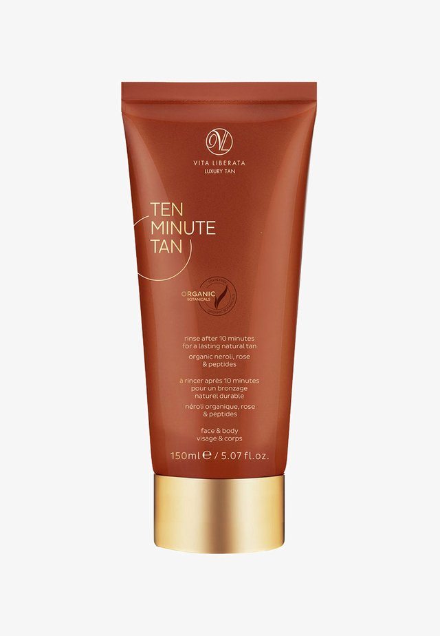TEN MINUTE TAN - Self tan - -