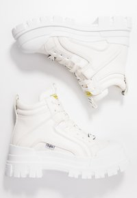Buffalo - ASPHA MID - Baskets montantes - white - 3